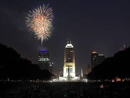 fireworks downtown