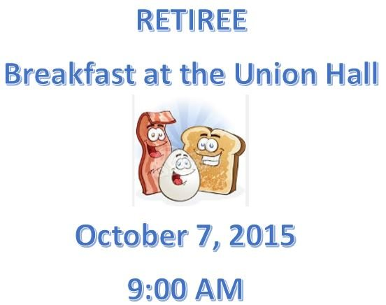 15.1007 Breakfast at the Union Hall Clip Art
