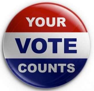 vote pin picture