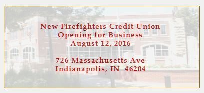 16.0812 New FIrefighters Credit Union Opening
