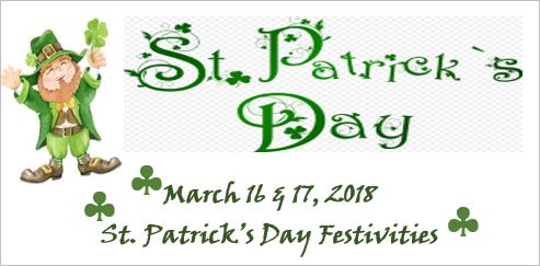 Save The Date St Patricks Day Events Indianapolis
